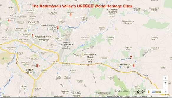 Kathmandu Valley - UNESCO World Heritage Sites