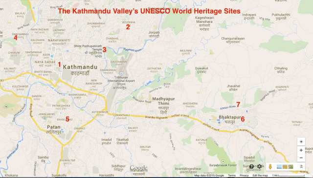 Kathmandu Valley - UNESCO World Heritage Sites