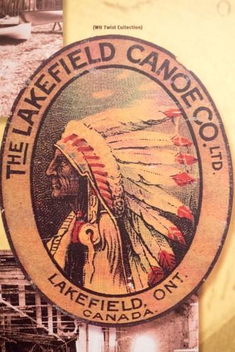 Lakefield Canoe Co. Logo
