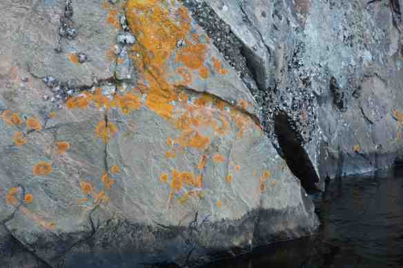 the northernmost pictograph we found