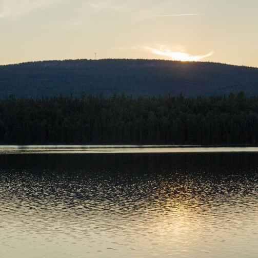 Hobarth sunset