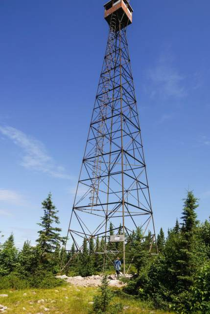 Maple Mountain Fire Tower