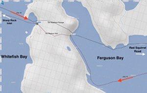 The Napoleon Portage(s)