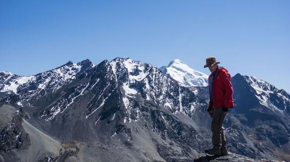 a view of Nevado Chearucu
