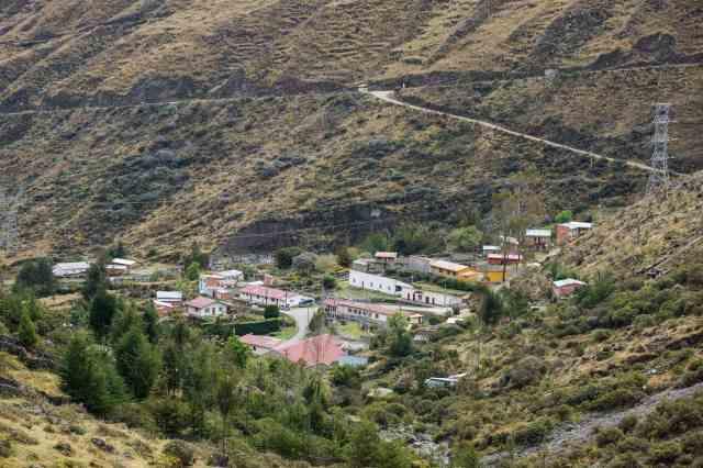 Botijlaca - end of the trek