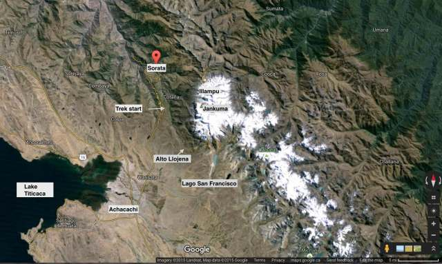 Cordillera Real - Sorata