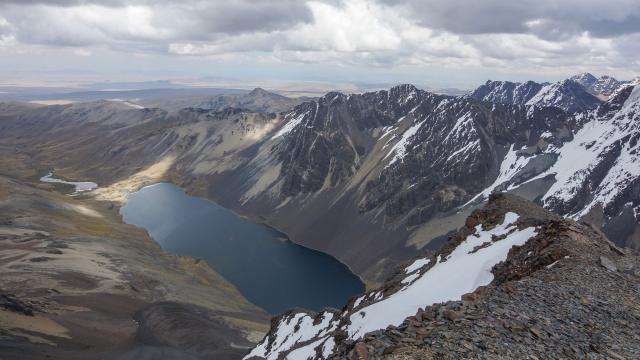 view of Juri Khota from Pico Austria