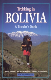 Trekking In Bolivia cover