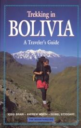 Trekking In Bolivia cover