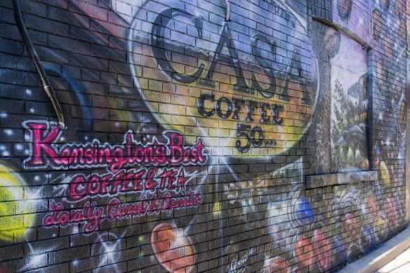 graffiti in the service of commerce