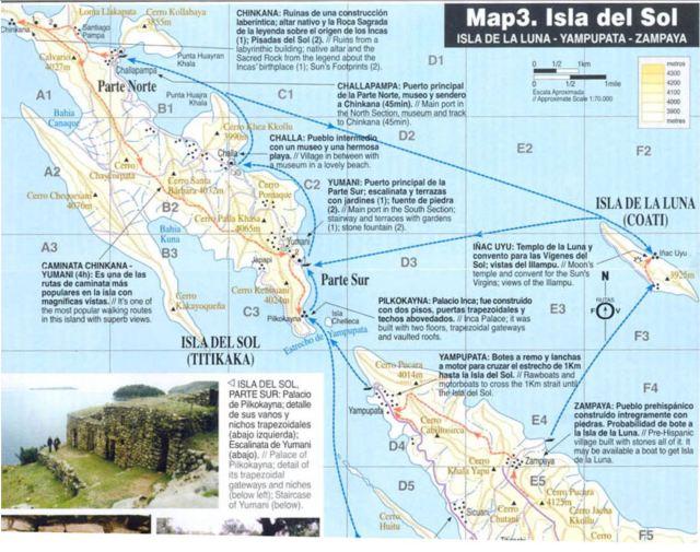 from Zampaya to Isla del Sol