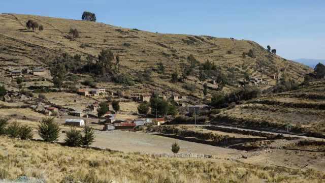 outskirts of Sampaya - football field