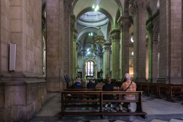 interior shot - La Catedral at Plaza Murillo