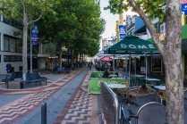 Elizabeth Street Mall - CBD Hobart