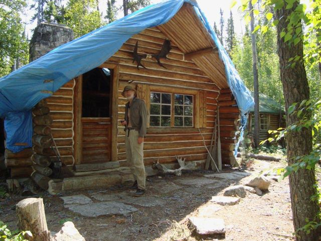 one of the beckwith cabins