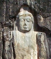 buduruwagala buddha - head and hands