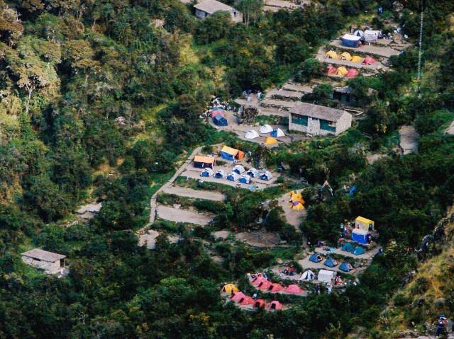 Machu Picchu Camp Spot!-2
