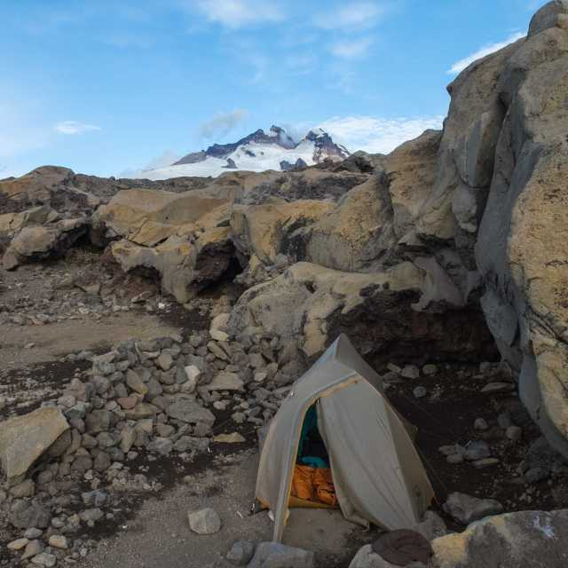 my-tent-below-cerro-tronador-in-patagonia-on-the-chileargentina-border