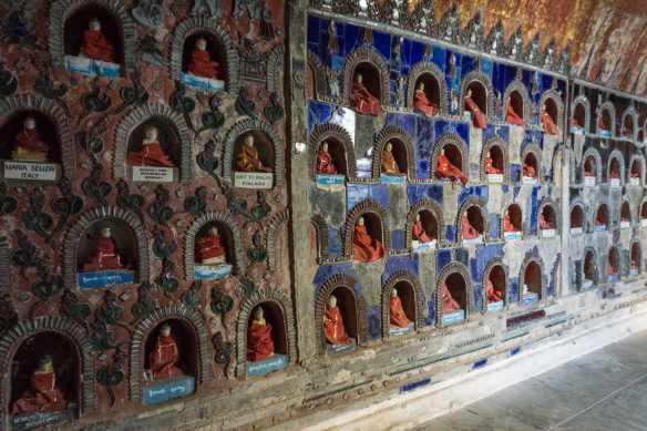 image collection house Shwe Yaunghwe Kyaung