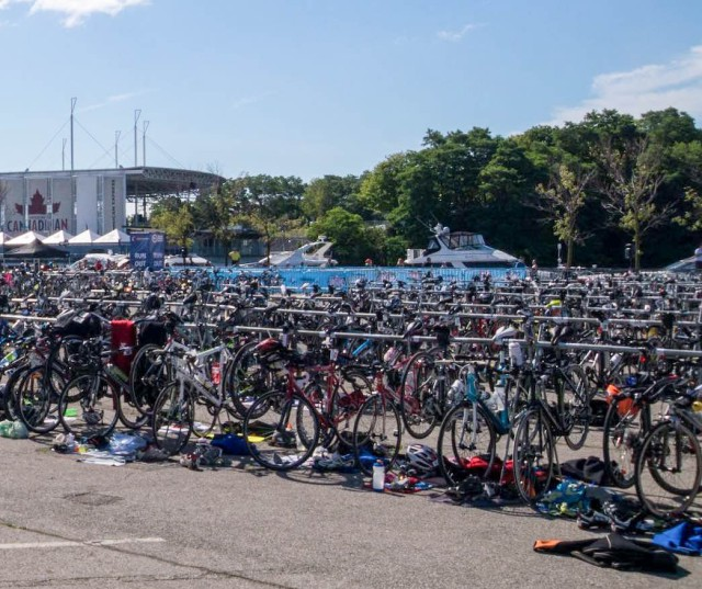 bike-depot-for-the-toronto-triathlon-festival-2016