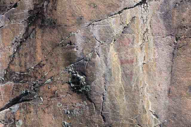 Collins Inlet Pictographs