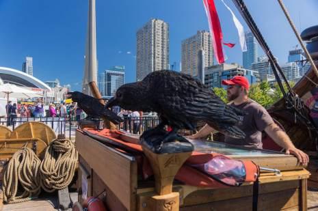 the ravens of the Draken Harald Harfagre
