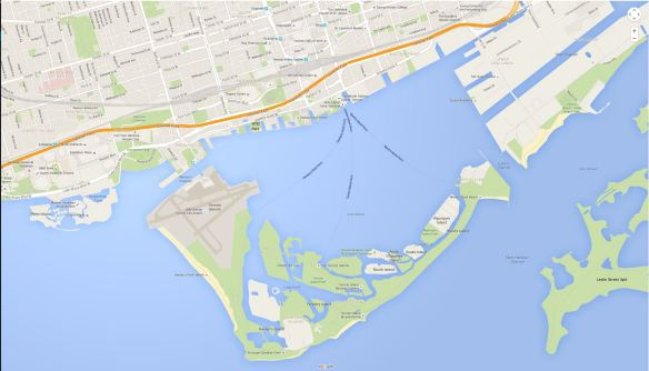 Toronto Harbourfront and Islands