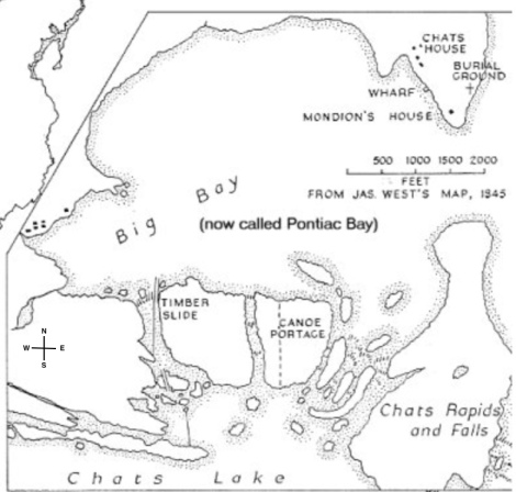 1845-map-of-pontiac-bay-and-the-timber-slide