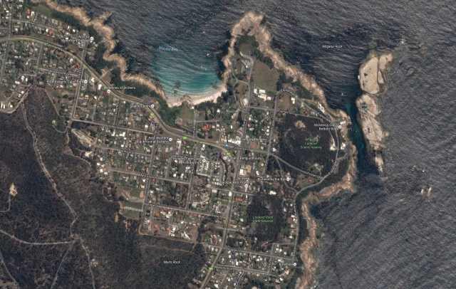 bicheno-satellite-shot