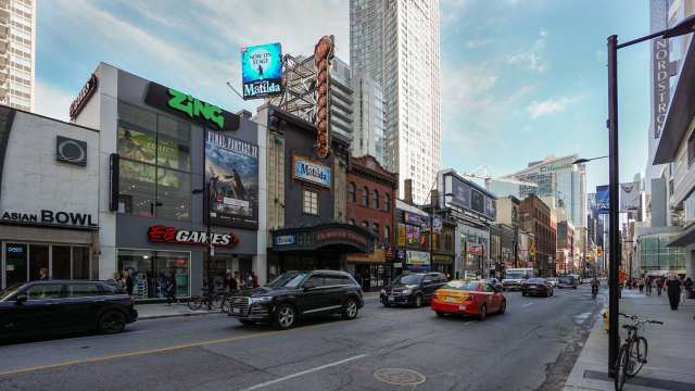 east side of Yonge across from the Eaton Center.jpg