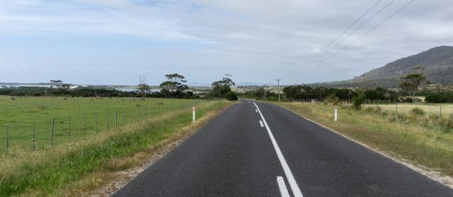 the road to St. Helens from Bicheno.jpg