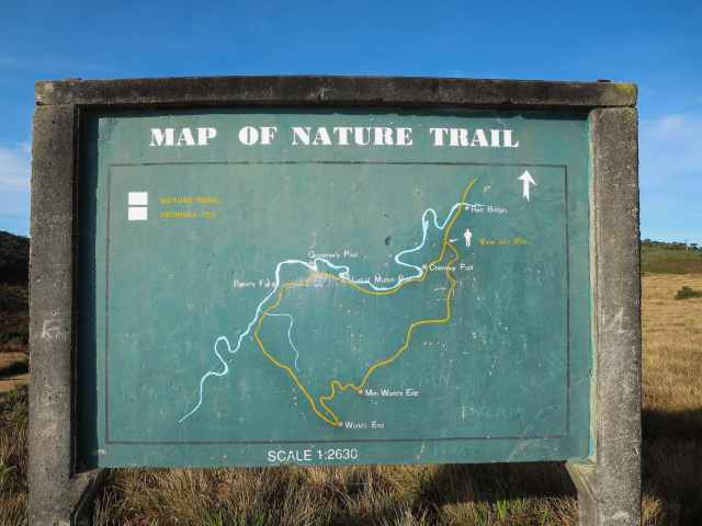 Horton Plains Park's most popular walk