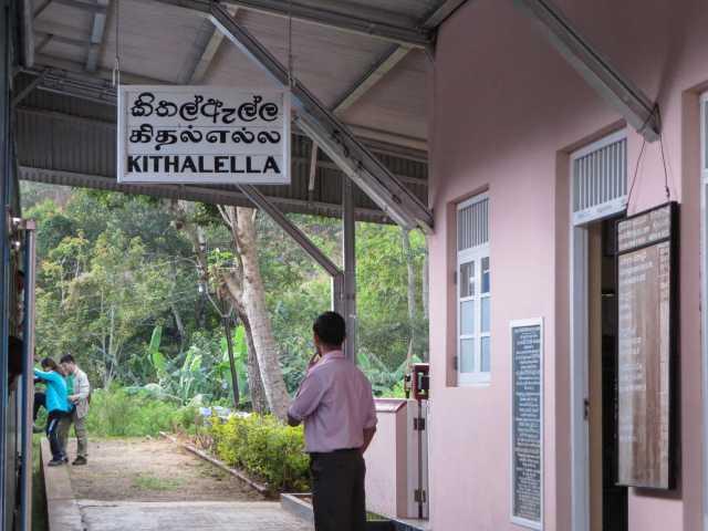 Kithalella Station -