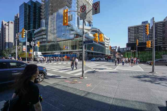 standing at Yonge and Bloor - NW corner.jpg