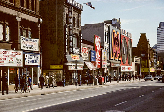 The Zanzibar, A&A's and Sam's in the 1970's