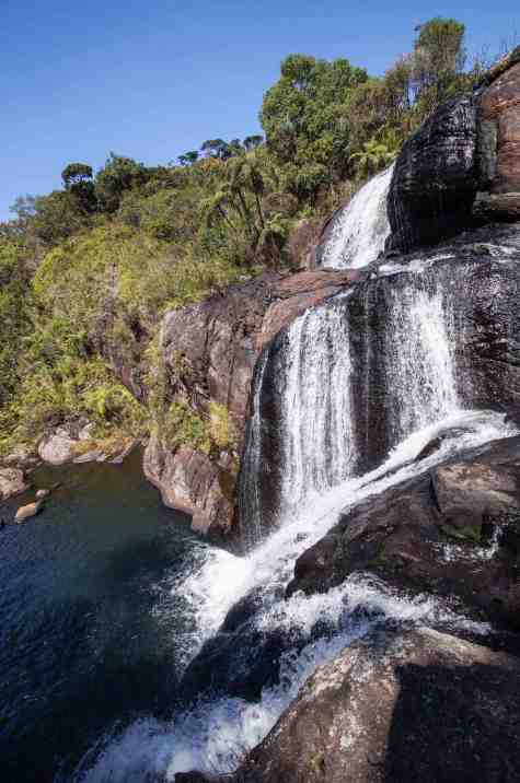 Baker's Falls in Horton Palins Park