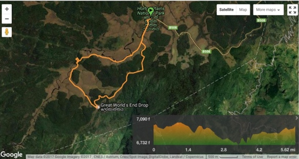google-earth-image-of-hiking-trail-at-horton-plains