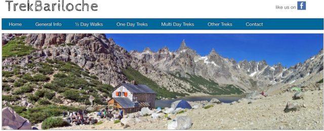 Trek Bariloche header