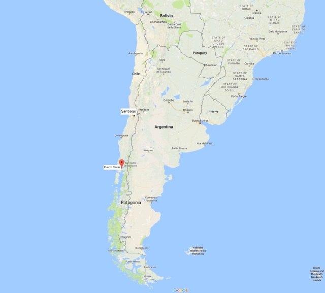 Chile Puerto Varas