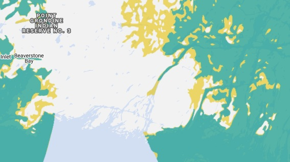 Bell Cell Phone Coverage - French River Delta