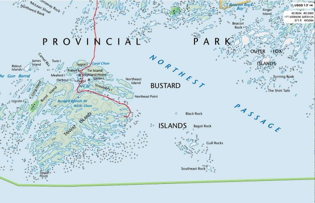 Day 2 - Cantin Point To the Bustards