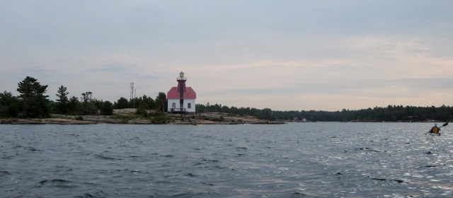 Snug Harbour llighthouse