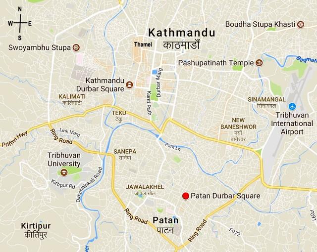 Kathmandu:Patan:Pashupatinath:Bodhnath