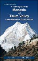 Manaslu Trekking Guide cover