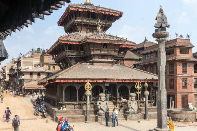 Bhaktapur Tachapal Dattatreya Mandir