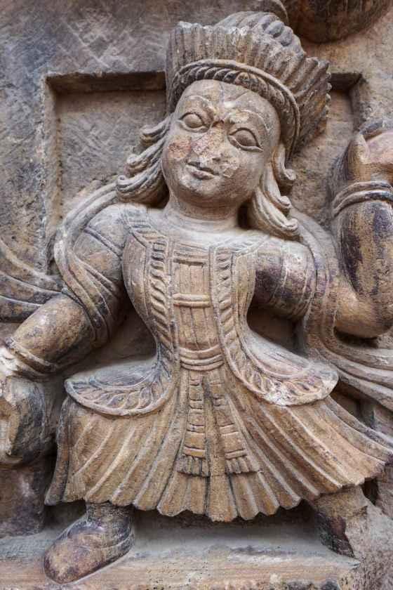 Patan Durbar Square stone sculpture